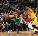 Dramatis, Celtics Curi Kemenangan Dari Markas Warriors