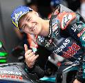 Hasil Kualifikasi MotoGP Valencia: Quartararo Amankan Pole Position