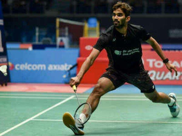 Hong Kong Open 2019: Kidambi Srikanth Lolos ke Semifinal