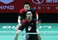 Kandaskan Li/Liu, Ahsan/Hendra Melesat ke Final Hong Kong Open 2019
