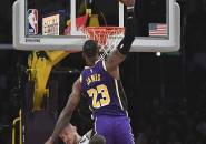 Los Angeles Lakers Menang Tipis Atas Sacramento Kings