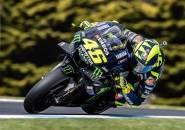 Rossi Coba Ambil Pelajaran Dari Kecelakaan di Hari Pertama GP Valencia