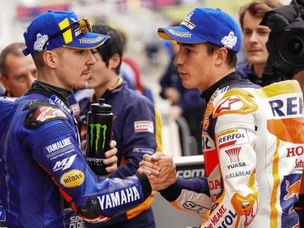 Tiga Nama Pebalap yang Diwaspadai Marquez dalam MotoGP Valencia