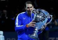 Walau Bukan Menangkan Grand Slam, Ini Arti Peringkat 1 Dunia Akhir Musim Bagi Rafael Nadal