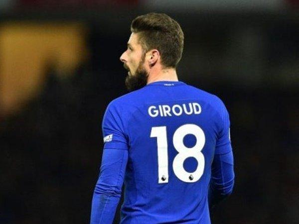 Dortmund Masuki Perburuan Olivier Giroud