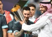 Menangkan Argentina Atas Brasil, Messi Malah Puji Tim