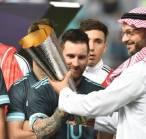 Messi Akui Sangat Puas Usai Berhasil Kalahkan Brasil