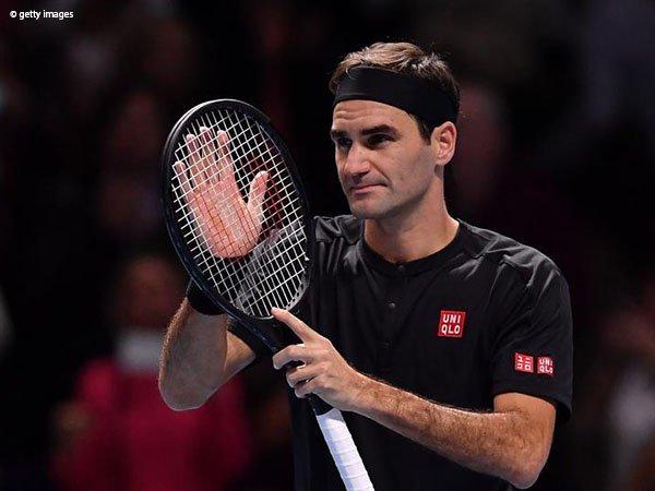 Roger Federer Tak Sabar Menantikan Musim 2020