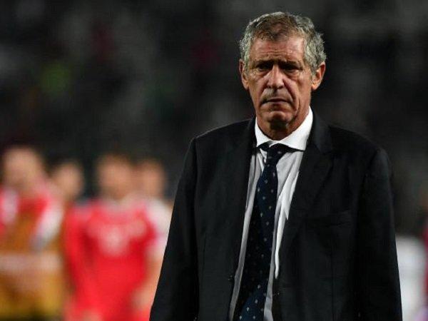 Fernando Santos Tegaskan Portugal Bukan Unggulan di Piala Eropa 2020