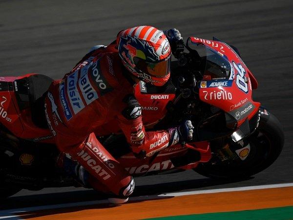 Gagal Bawa Ducati Sabet Gelar Tim, Dovizioso Kesal Dengan Dominasi Marquez