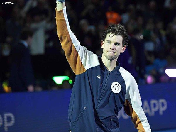 Kehilangan Peluang Menangkan ATP Finals, Ini Reaksi Dominic Thiem
