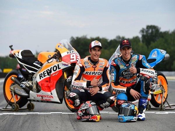 Rossi Ingin Lihat Marquez Bersaudara Besut Tim Repsol Honda