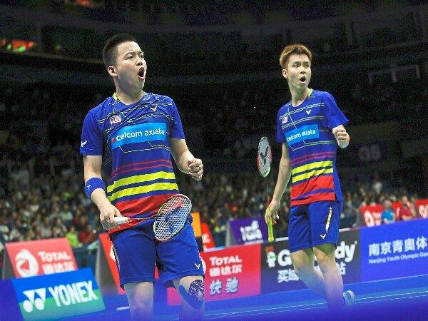 Aaron/Wooi Yik Selangkah Lebih Dekat ke BWF Finals 2019