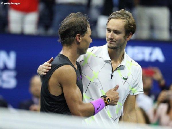 Bagi Daniil Medvedev, Rafael Nadal Mampu Buyarkan Rencana Permainan