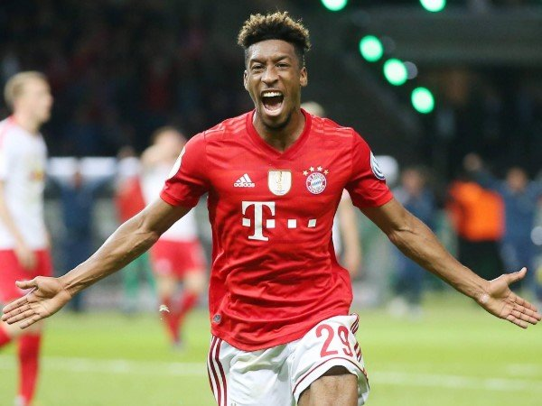 Diinginkan Manchester City, Bayern Munich Tolak Lepas Coman