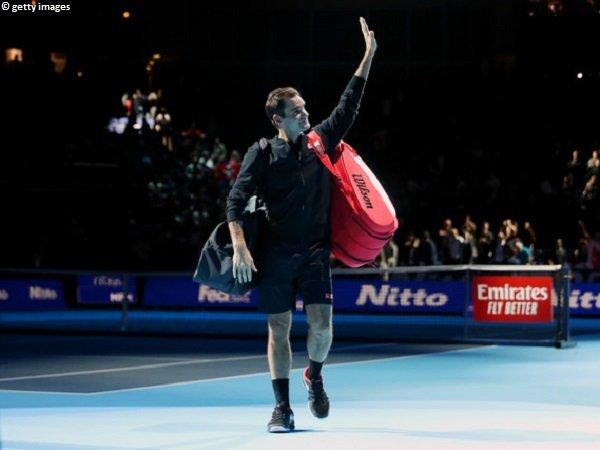 Roger Federer Belum Berencana Untuk Berhenti