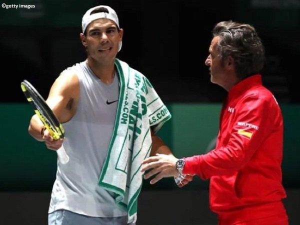 Usai ATP Finals, Rafael Nadal Siap Perkuat Spanyol Di Davis Cup