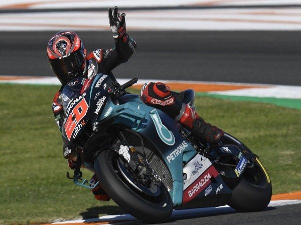 Hasil Tes Valencia Hari Pertama: Quartararo Pimpin Dominasi Pebalap Yamaha