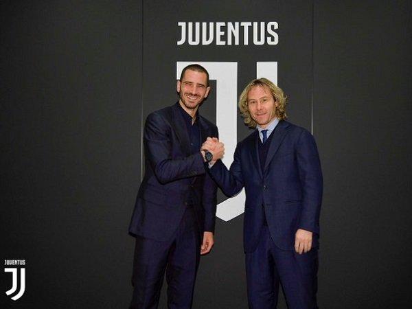 Juventus Resmi Perbarui Kontrak Leonardo Bonucci