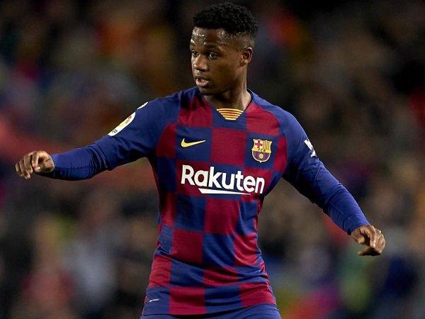 Kluivert Inginkan Ansu Fati Didegradasi ke Skuat Barcelona B