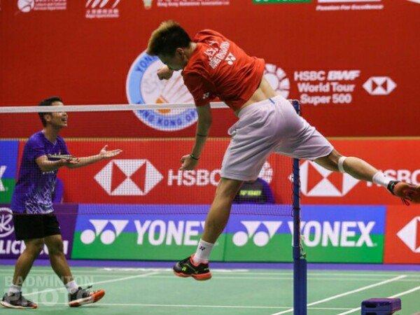 Korea Masters 2019: Juara Hong Kong Open, Lee Cheuk Yiu Langsung Kandas di Babak Pertama