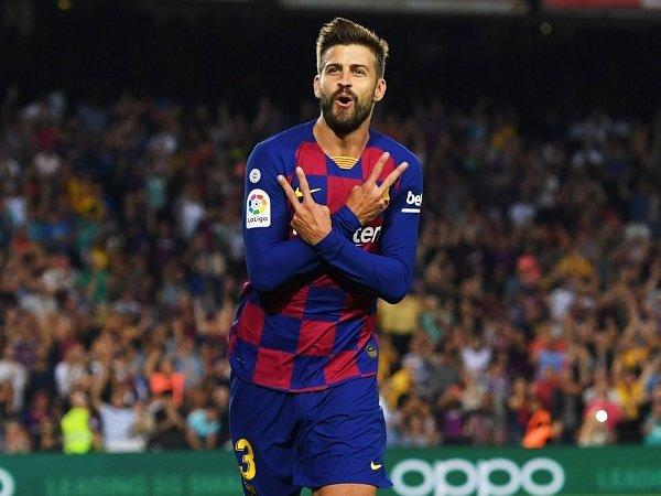 Gerard Pique Berencana untuk Bela Barcelona Hingga 2022