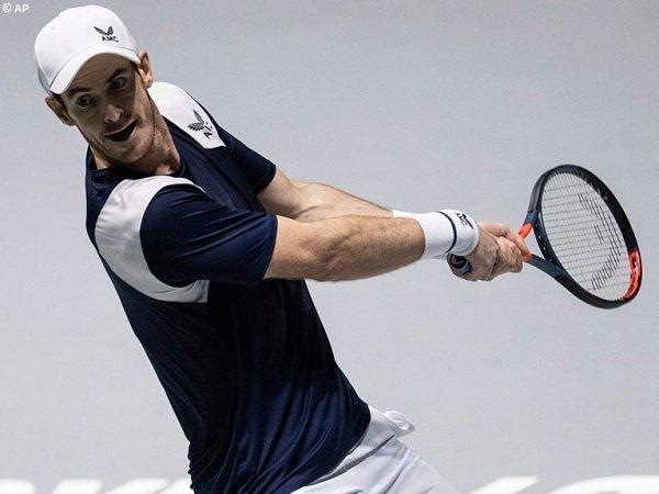 Hasil Davis Cup Finals: Andy Murray Persembahkan Kemenangan Bagi Inggris