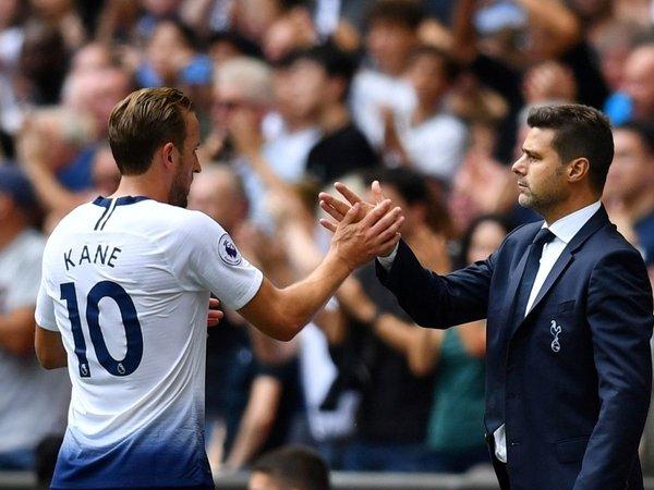 Kane Berterima Kasih Atas Jasa Pochettino di Tottenham