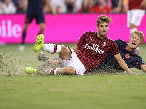 Kedatangan Bek Juventus Akan Bikin Starlet Ini Tinggalkan Milan