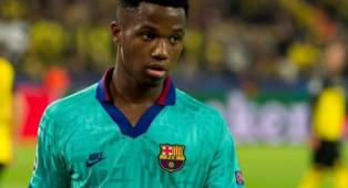 Kepulangan Neymar ke Barcelona Diklaim akan Rugikan Ansu Fati