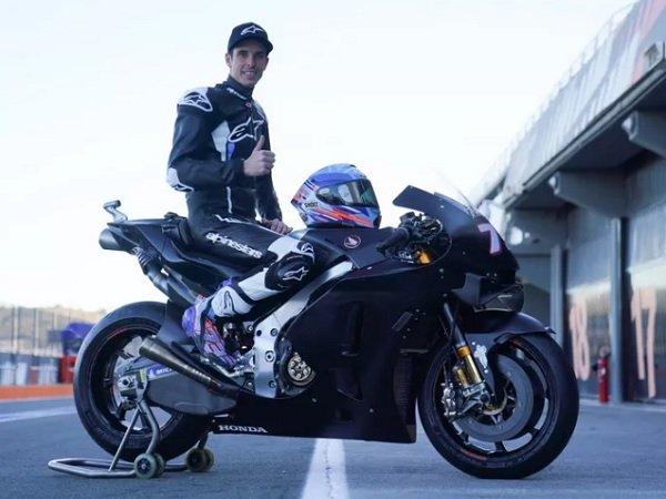Meski Belum Bisa Tampil Apik, Alex Marquez Mulai Nyaman dengan Motor Honda