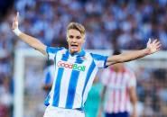 Odegaard Janji Takkan Selebrasi Jika Bobol Gawang Real Madrid