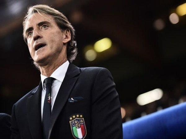 Sebelum ke Euro, Mancini Ingin Italia Sparing Lawan Inggris dan Jerman