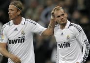 Sneijder Beberkan Pertikaian dengan Guti di Real Madrid