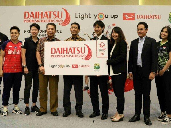 Daihatsu Indonesia Masters 2020 Telah Siap Digelar
