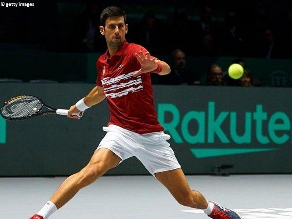 Hasil Davis Cup Finals: Pulangkan Perancis, Serbia Meluncur Ke Perempatfinal