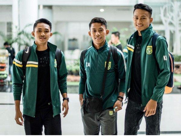 Persebaya Sertakan Tiga Pemain Muda untuk Hadapi Persipura