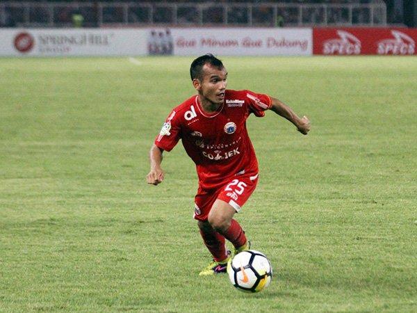 Riko Simanjuntak Sebut Persija Punya Motivasi Tinggi untuk Taklukkan Arema FC
