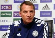 Rodgers Tegaskan Leicester Tidak Akan Jual Pemain Bintang di Januari
