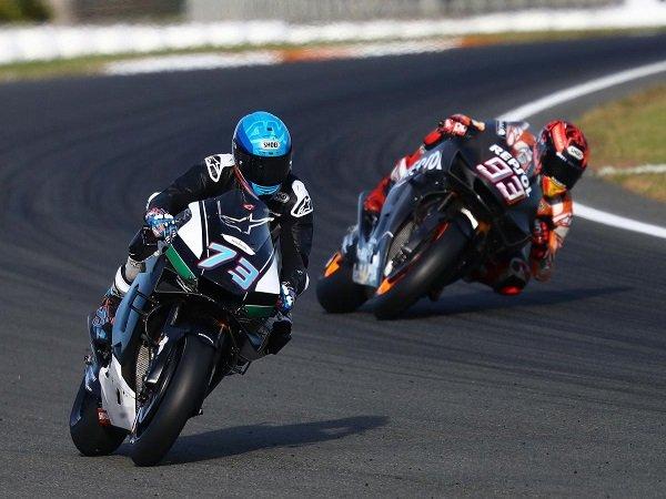 Sudah Jajal Motor Honda, Alex Marquez Mulai Fokus Benahi Kondisi Fisik