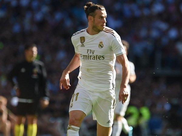 Zidane Tanggapi Pesan Bale untuk Real Madrid