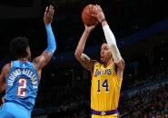Kalahkan Thunder Lagi, Lakers Menang Enam Kali Beruntun
