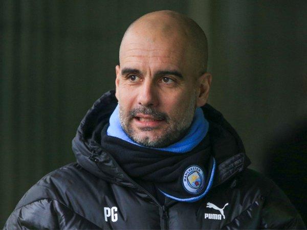 Tak Ada Kata Menyerah dalam Kamus Pep Guardiola