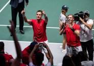Hasil Davis Cup Finals: Kanada Cetak Sejarah Dengan Lolos Ke Final Untuk Kali Pertama