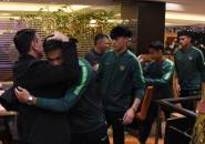 Jelang Laga Perdana SEA Games 2019, Timnas U-23 Dimotivasi Ketum PSSI