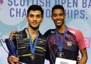 Lakshya Sen Raih Gelar Keempatnya Musim Ini di Skotlandia Open 2019