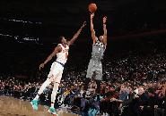 Brooklyn Nets Menangi Duel Melawan Rival Sekota, New York Knicks