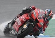Petrucci Belum Jajal Motor Baru Ducati Hingga Tes Pramusim Sepang