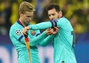 De Jong Dukung Messi Kalahkan Van Dijk dalam Perebutan Ballon d'Or