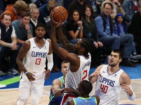 Los Angeles Clippers Curi Kemenangan Dari Markas Dallas Mavericks